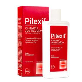 champú pilexil anticaída del cabello